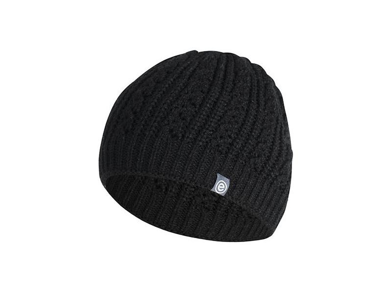 Dámská čepice Etape Merry, černá - velikost UNI