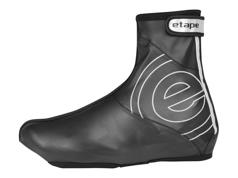 Návleky na tretry Etape No Rain - černá - velikost L (41-43)