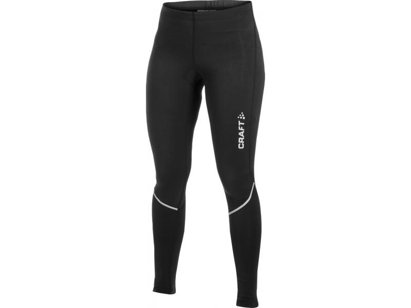 a6edd16895d53 Dámské zateplené cyklo kalhoty Craft MOVE THERMAL 1903273-9999 černé ...