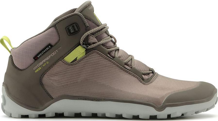 Pánská trailová obuv Vivobarefoot HIKER M Grey  ae3f6d198a7