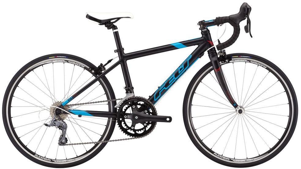 Dětské silniční kolo Felt F24 2015 - barva černá