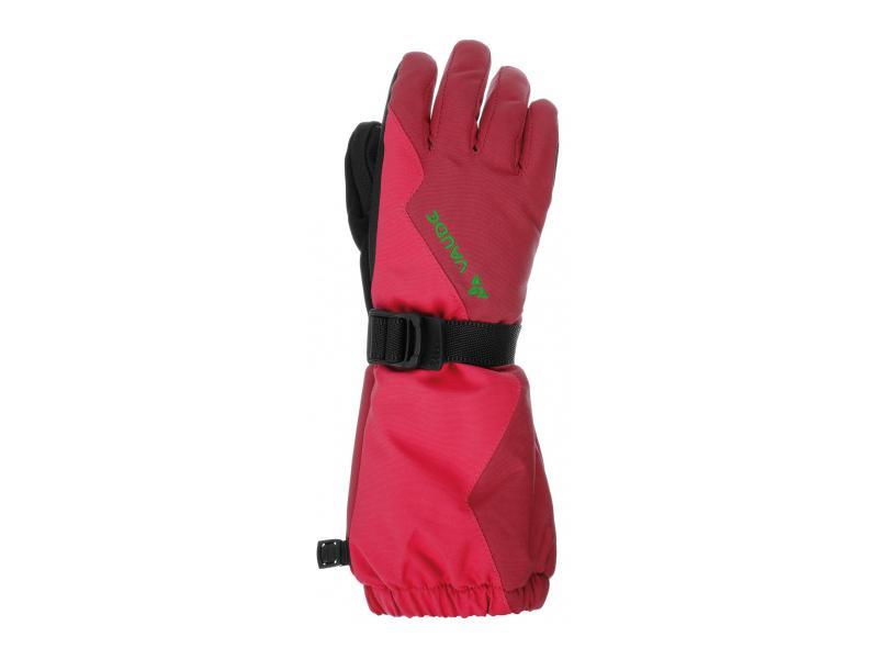 27a9fd8174f Dětské rukavice Vaude Kids Snow Cup Gloves 05262655 červené
