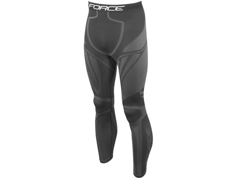 FORCE FROST kalhoty funkční, unisex 903450 - velikost L-XL