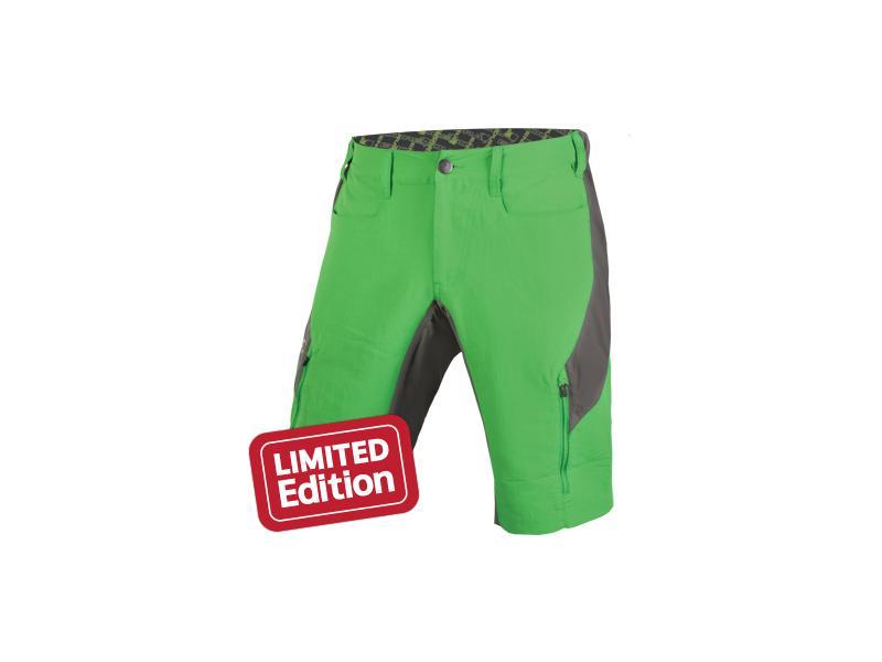 Kraťasy Endura Singletrack III- Zelená 6422672f06