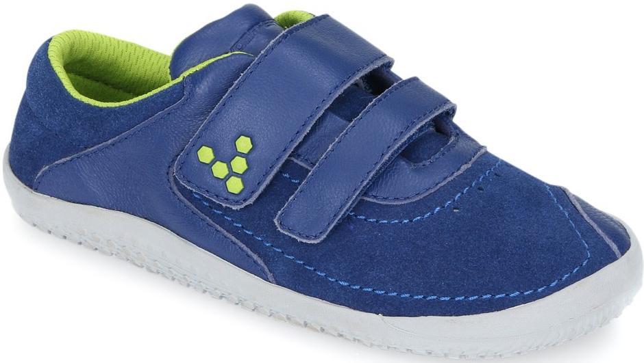 Dětské Vivobarefoot RENO K Leather Navy  9a6d544132
