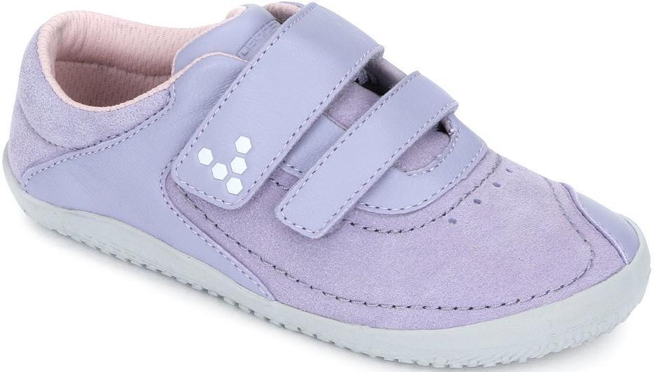 Dětské Vivobarefoot RENO K Leather Violet  62a1b2a9cd