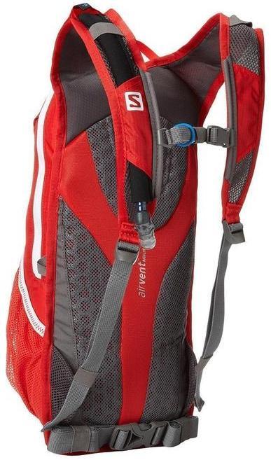 27ec0a4ead Běžecký batoh Salomon Trail 10 Bright Red White - hodnocení produktu ...