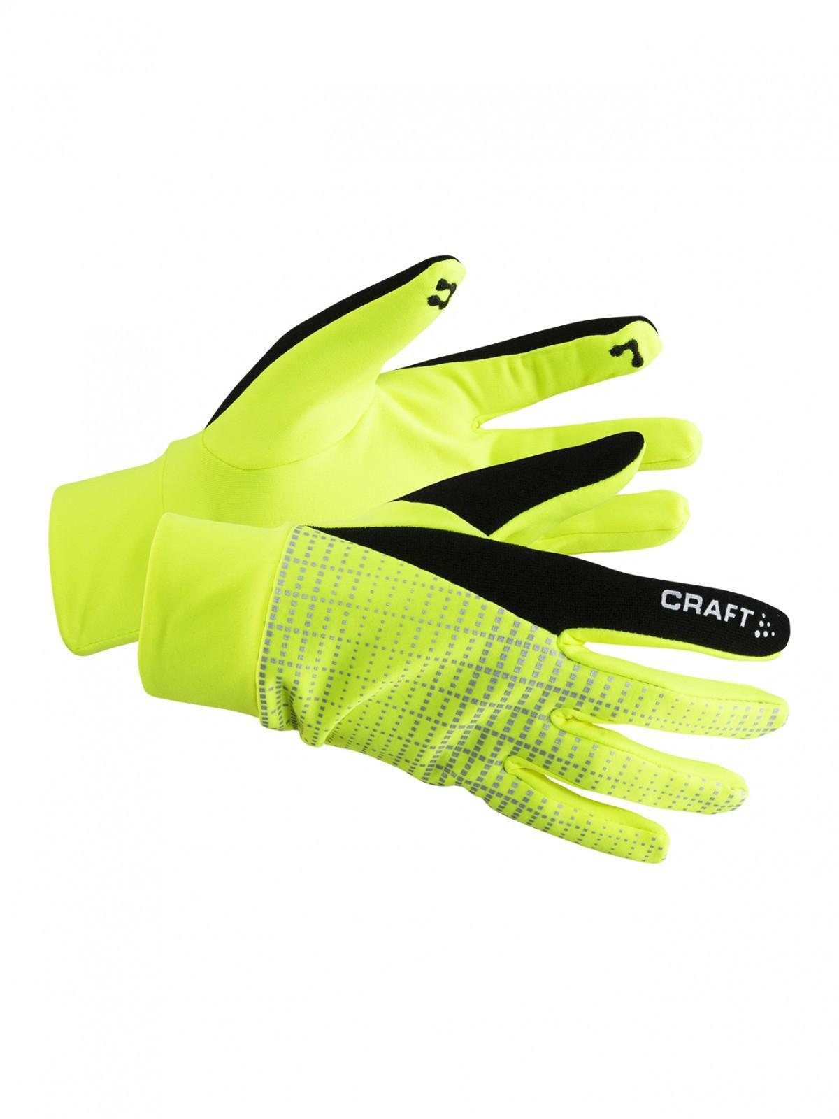 b2bdb377ada Běžecké rukavice CRAFT Brilliant 2.0 Thermal 1904311-2851