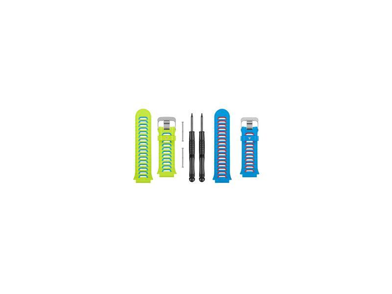 Řemínek Garmin náhradní (zelený a modrý) pro Forerunner 920 XT