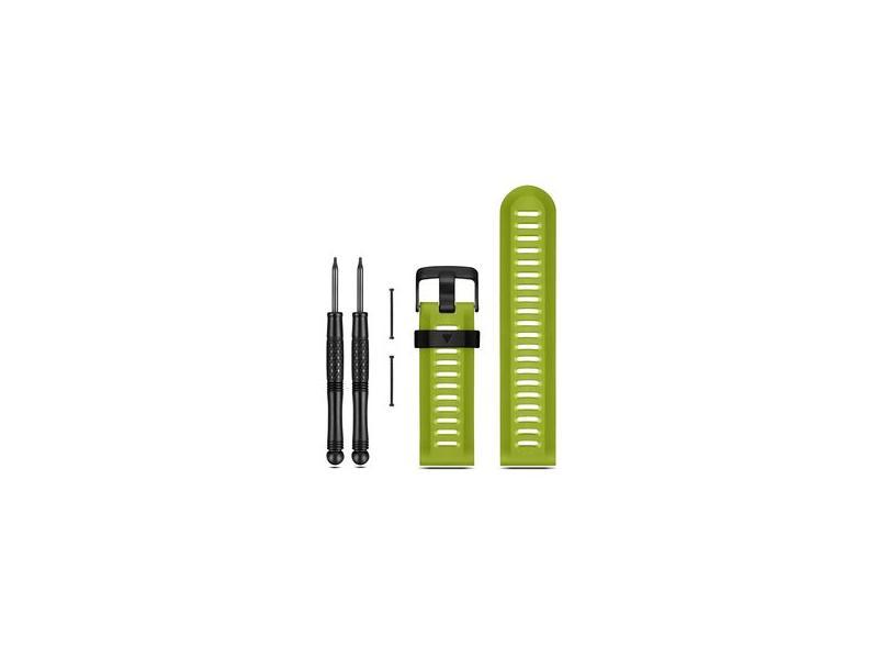 Řemínek Garmin zelený pro fenix3 (fenix2, fenix, tactix, quatix, D2)