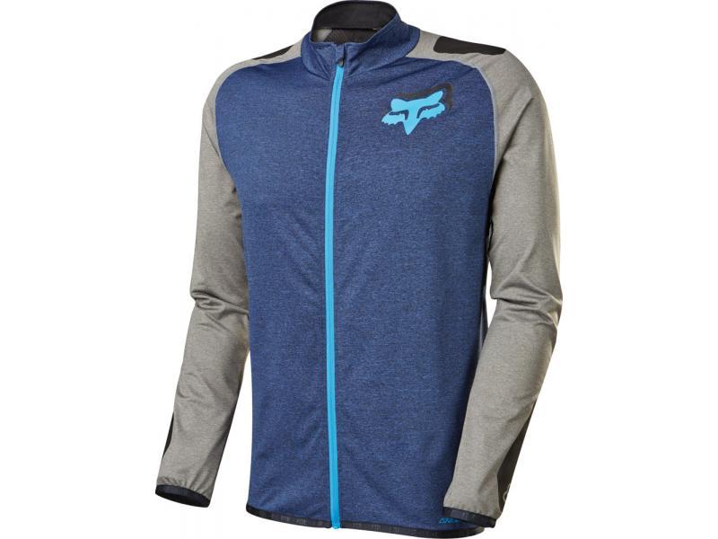 Dres Fox Equilibrium - pánský, modro-šedá, 10327-428 - velikost L