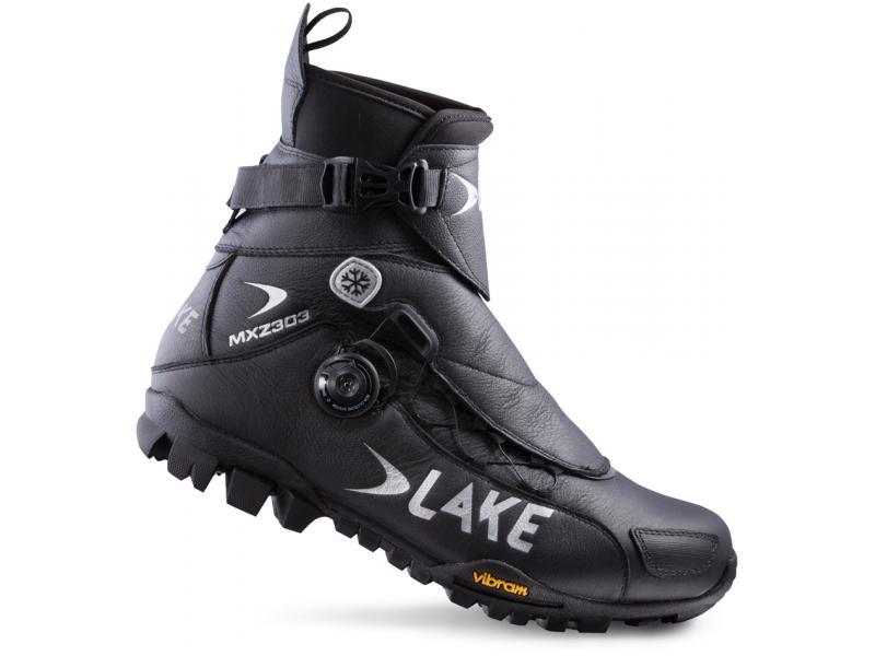 Tretry Lake MXZ303 - zimní, černá - velikost 41