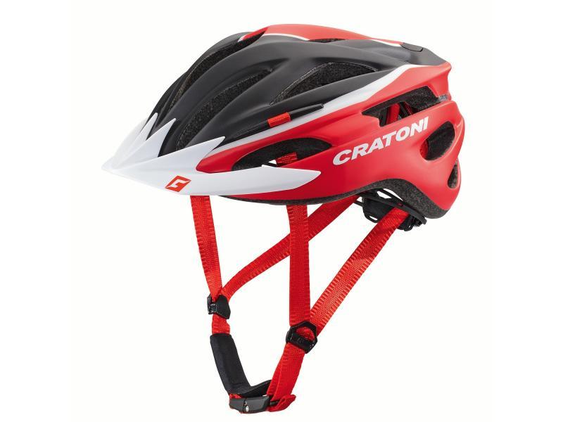 p ilba cratoni pacer small black red matt 2017 bike. Black Bedroom Furniture Sets. Home Design Ideas