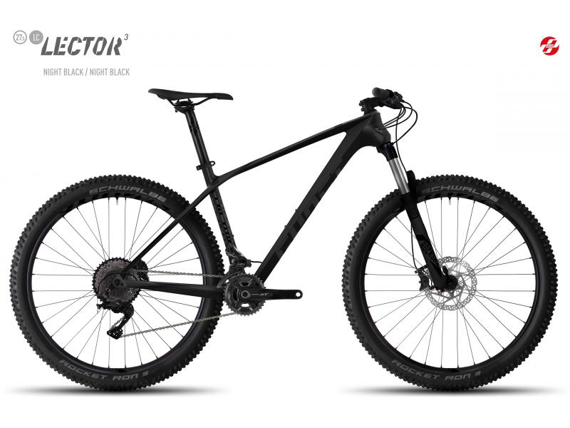Ghost Lector 3 LC 2017 (27,5) - velikost XS