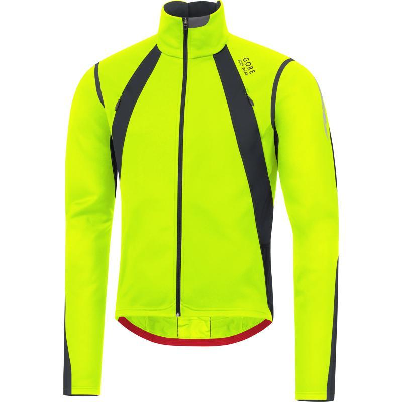 Bunda Gore Oxygen WS - neon yellow/black - velikost XXL