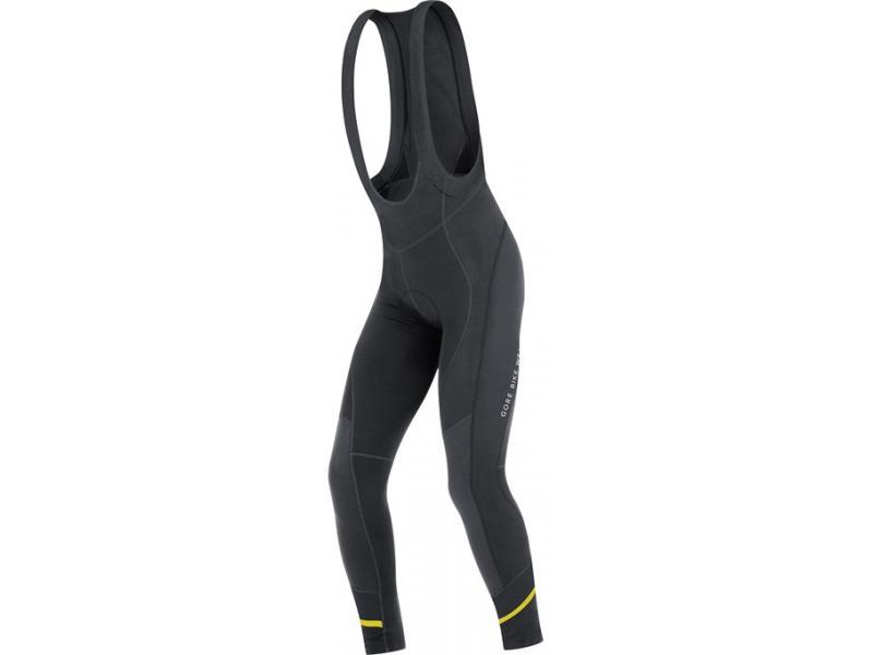 Kalhoty Gore Power 3.0 Thermo - pánské, lacl, black - velikost M