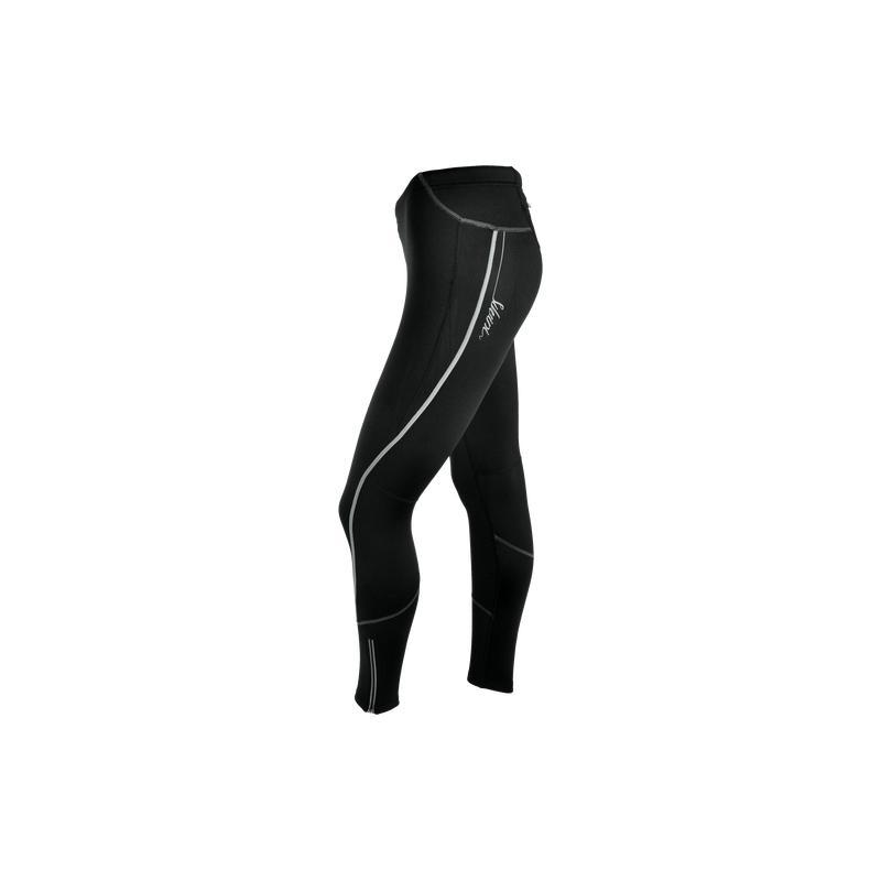 Kalhoty Silvini Movenza WP337P - dámské, elastické zateplené , cyklovložka - velikost S