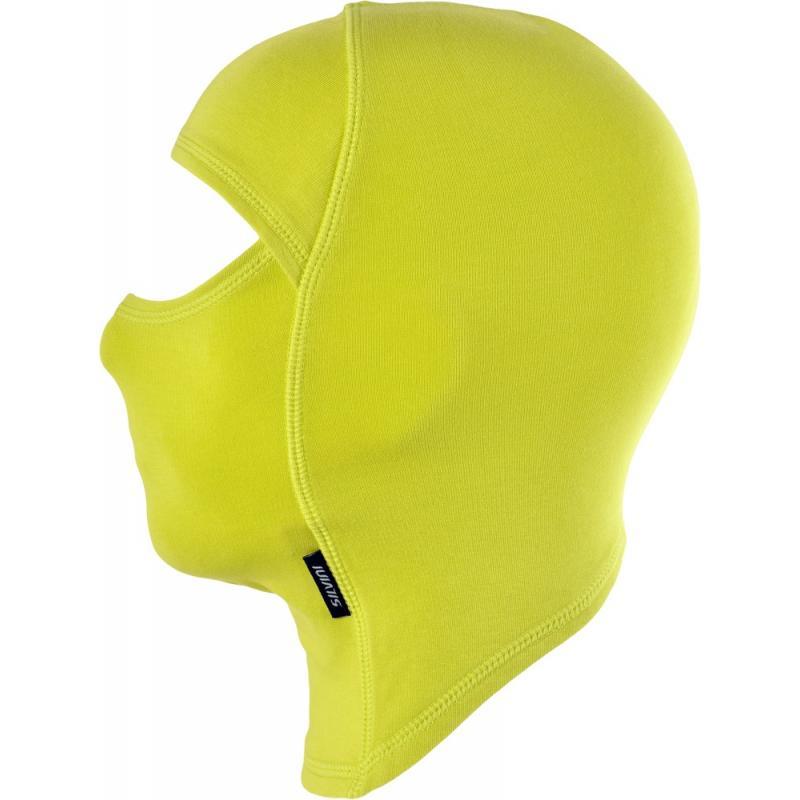 Kukla Silvini Casco - žlutá - velikost L