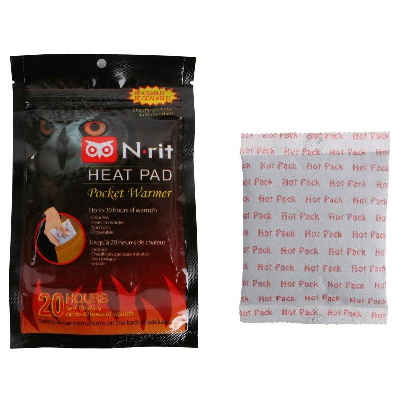 N-rit HEAT PAD do kapsy