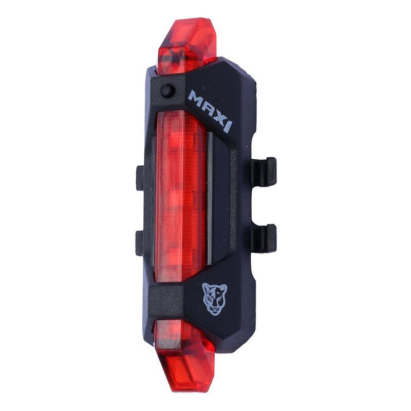 Zadní světlo MAX1 Panther USB 5LED