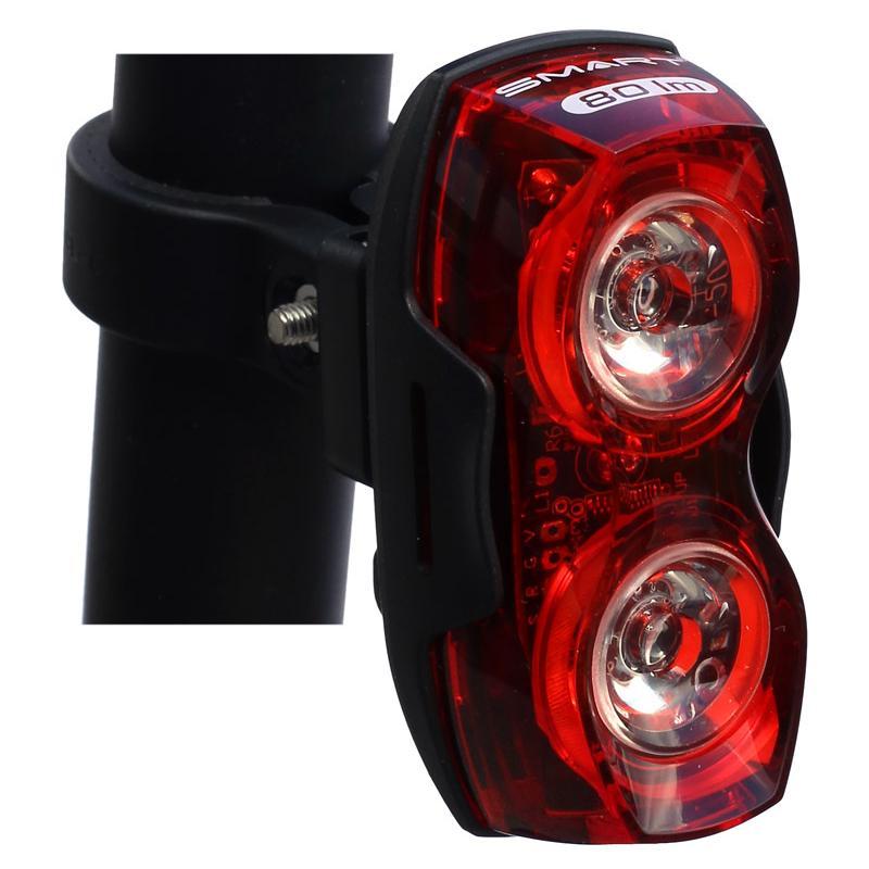 Zadní světlo SMART 321 R 2 x Nichia LED 80LM