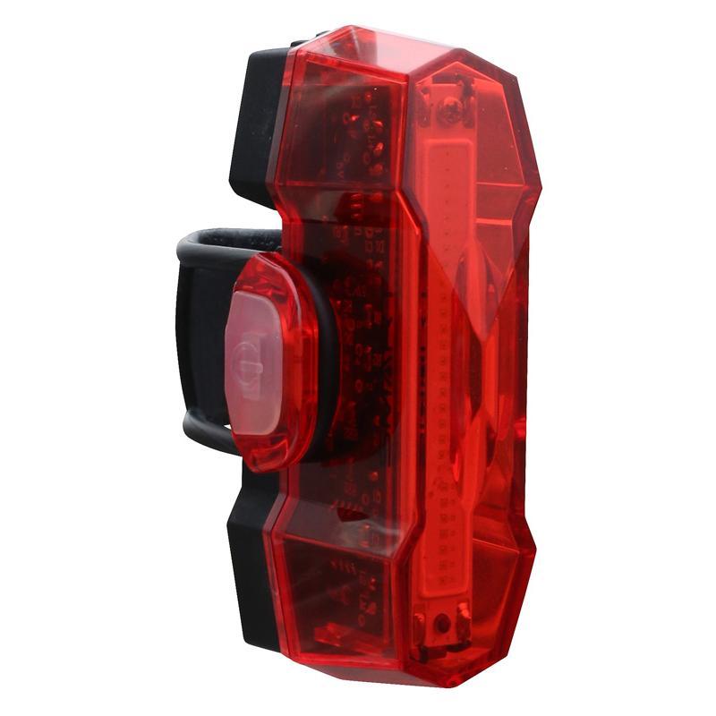 Zadní světlo SMART 324 R USB VULCAN 28 LED