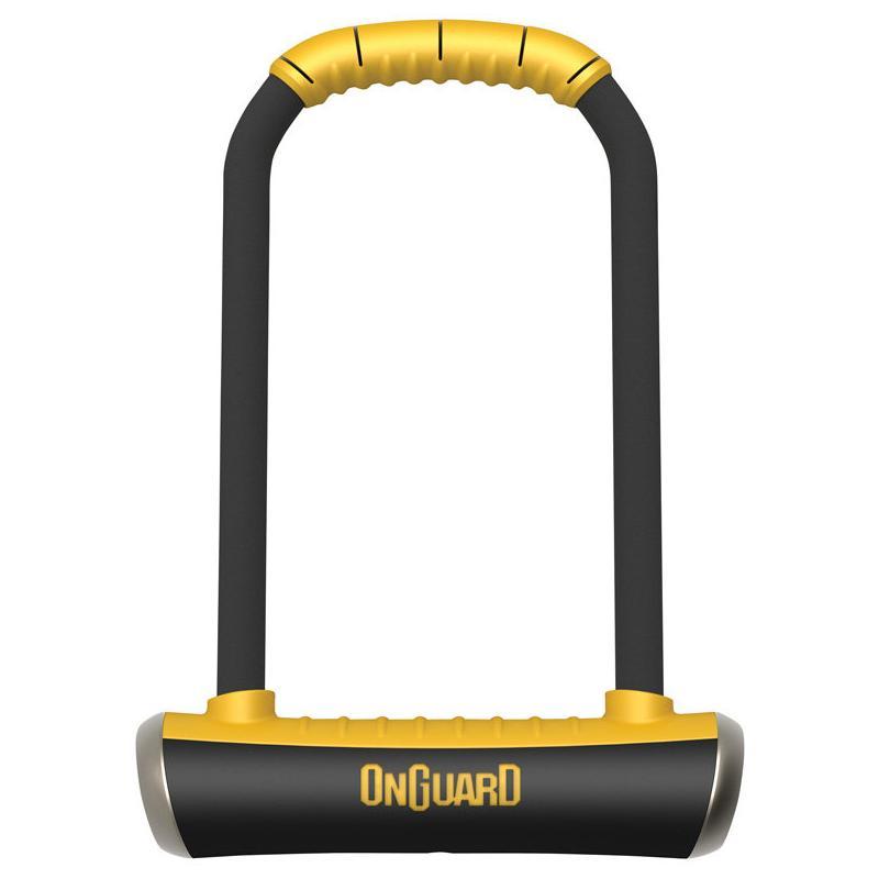 Zámek Onguard Brute podkova 111x260x16,8mm, černá, 5klíčů, držák