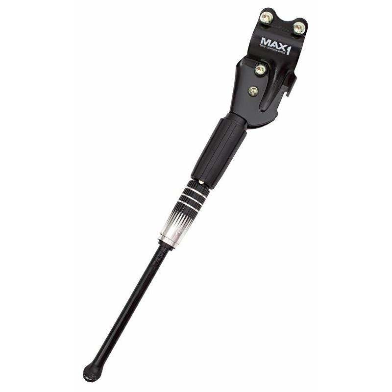Stojánek MAX1 zadní 24 - 28 černý