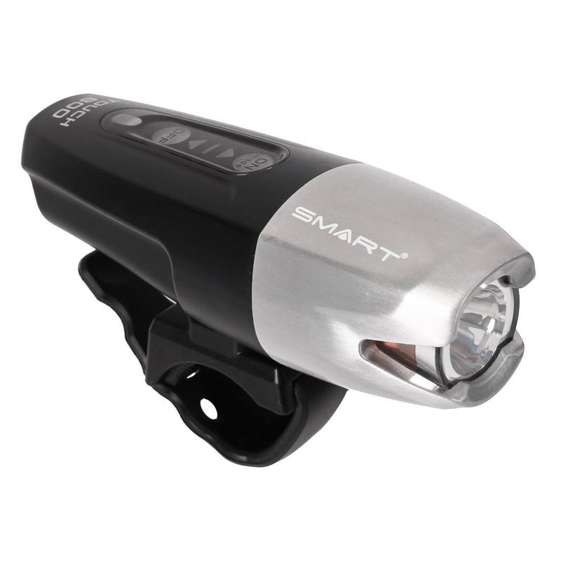 Fotografie Světlo přední SMART TOUCH USB 800Lm, dotykový display