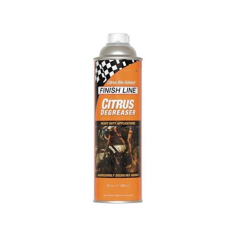 Odmašťovač Finish Line Citrus - láhev 600 ml