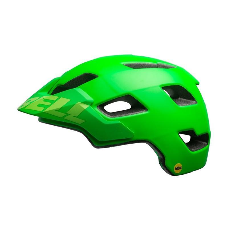 Přilba BELL Stoker MIPS - mat kryptonite/ gunmetal (zelená) - velikost L (58-62 cm)