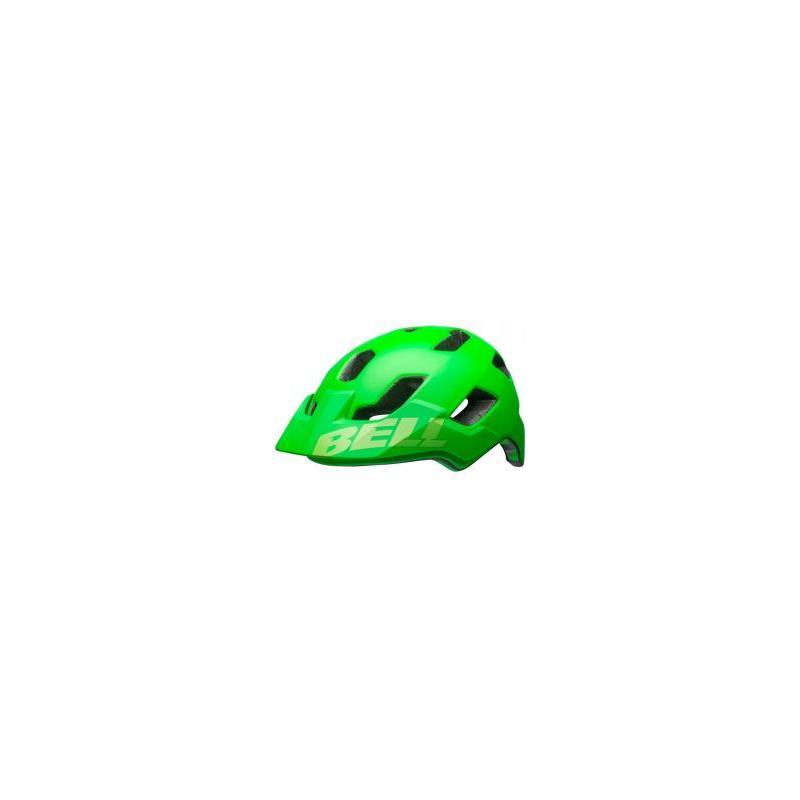 Přilba BELL Stoker - mat kryptonite/ gunmetal (zelená) - velikost L (59-63 cm)