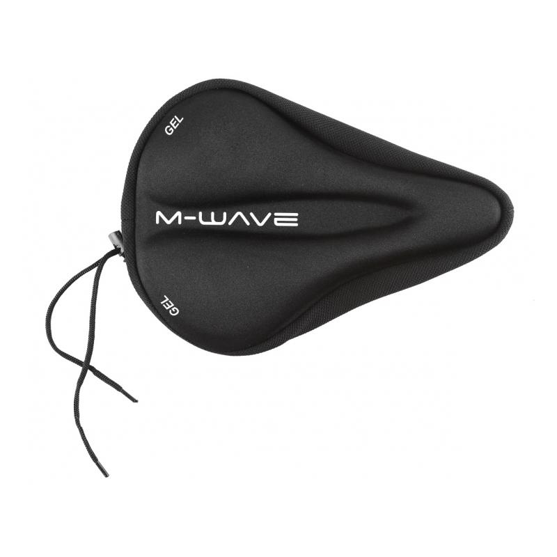 Potah na sedlo M-Wave- široký gelový