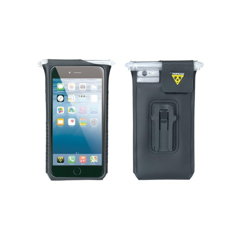 Fotografie Pouzdro TOPEAK SmartPhone DryBag pro iPhone 6, 7 černá
