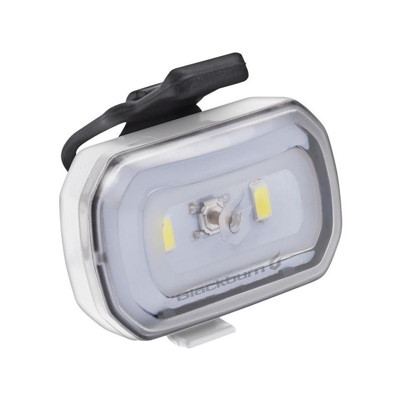 Přední světlo Blackburn Click USB - white