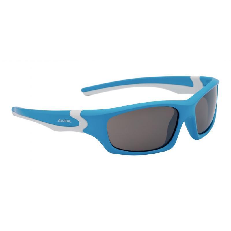 Brýle Alpina Flexxy Teen - modrá/bílá A8496381