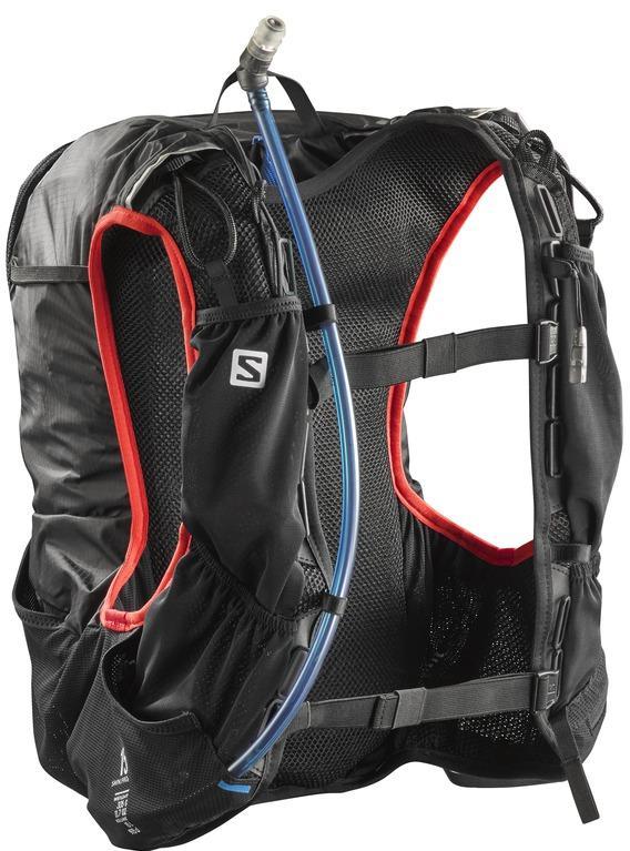 419e5484c1 Batoh SALOMON SKIN PRO 15 SET BLACK BRIGHT RED L37996200