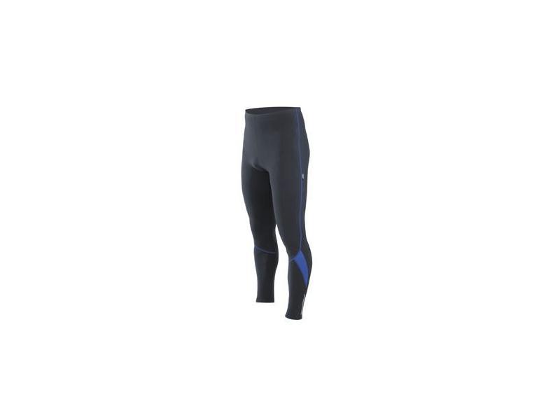 Pánské zimní kalhoty Etape RUNNER pas - černé - velikost 2XL