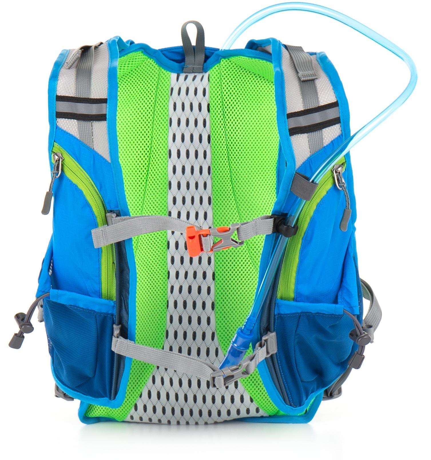 Batoh Kilpi Cadence - modrá  2a67b6bda6
