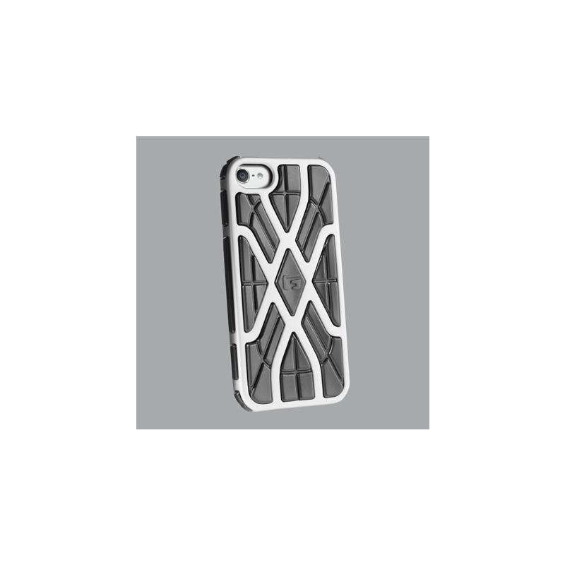 Ochranné pouzdro G-Form iPod Touch - stříbrná/černá