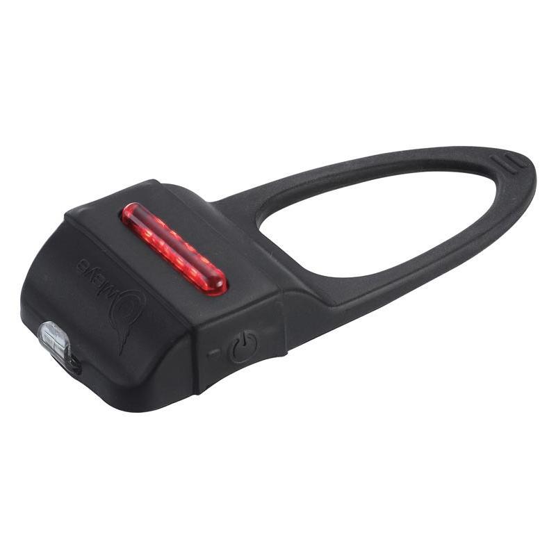 Světlo zadní Owleye Highlux M5 dobíjecí černé