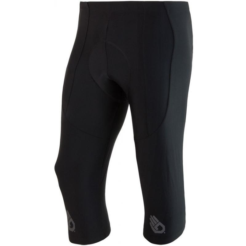 3/4 kalhoty Sensor Cyklo Race + - pánské, černá - velikost L