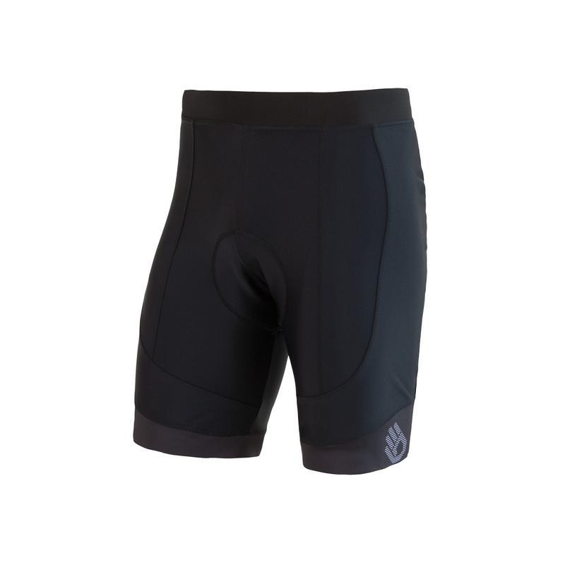 Kalhoty Sensor Cyklo Race + - pánské, černá - velikost L