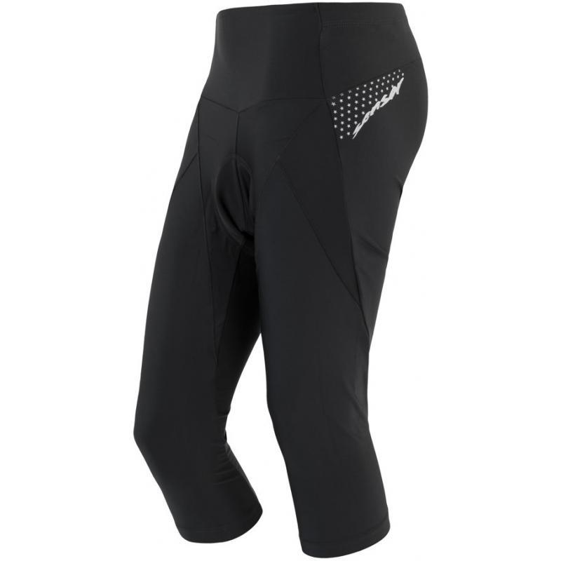 3/4 kalhoty Sensor Cyklo Race + - dámské, černá - velikost L