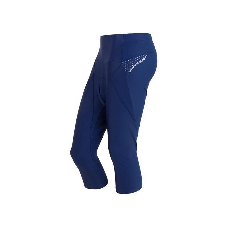 3/4 kalhoty Sensor Cyklo Race + - dámské, modrá - velikost L