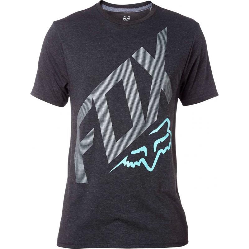 Tričko Fox Closed Circuit - pánské, černá 19265-243 - velikost L