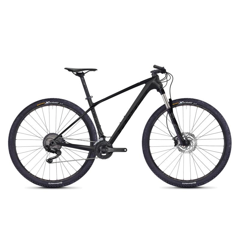 Ghost Lector 2.9 LC black 2018 (29) - velikost L, 50 cm (19,5)