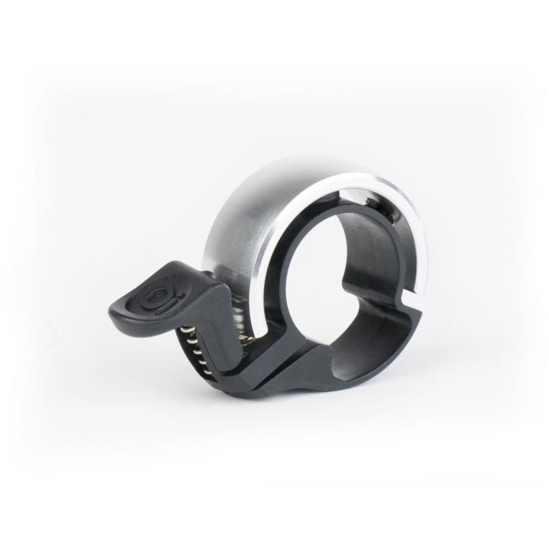Zvonek Knog Oi Bell Classic - malý stříbrný - 2017