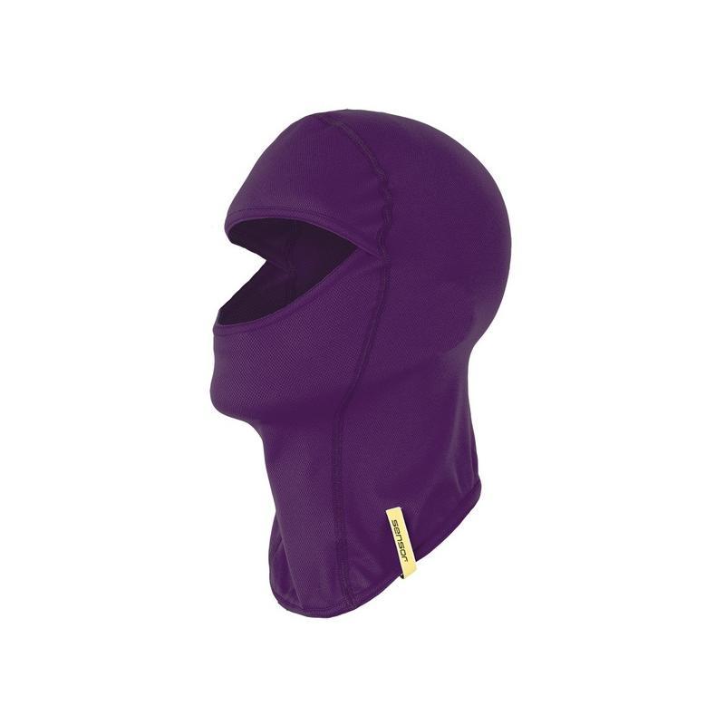 Kukla Sensor Thermo - dětská, fialová