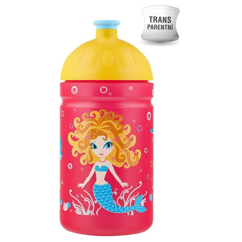 Zdravá lahev Ramp;B 0,5 l - mořská panna